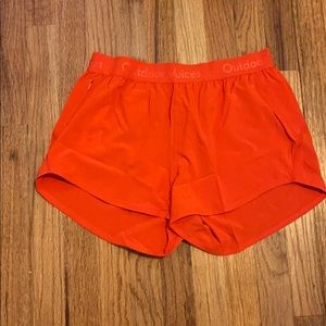 Outdoor Voices NWT Relay Shorts